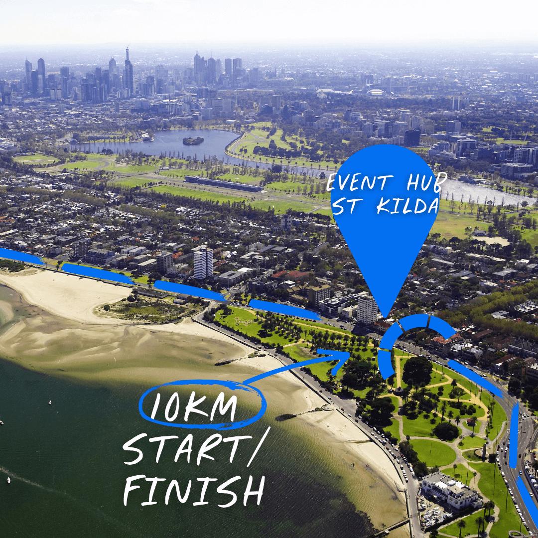 Melbourne 10km Run